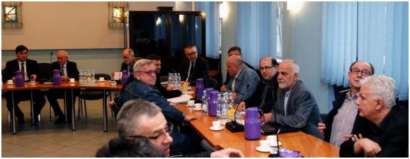"""W Kompanii Węglowej S.A. po 12 godzinach negocjacji """"miniMUM z MINimów"""""""